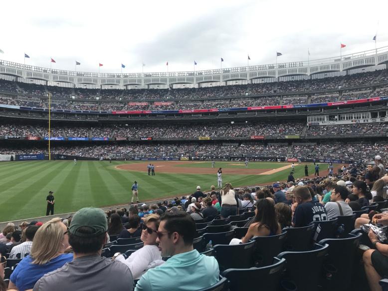 Gluten Free Food At Yankee Stadium